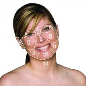 Dermalogica Face Mapping - PHOTO