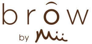LOGO - Brow by Mii